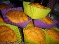 Кексы морковные :)
