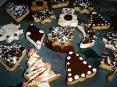 Печенье песочное — новогоднее:))