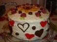 Торт легкий диетический:)))