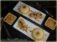 Мяско под соусом из медового персика :)