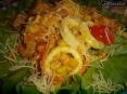 Овощное рагу с морепродуктами в сливочном соусе :)